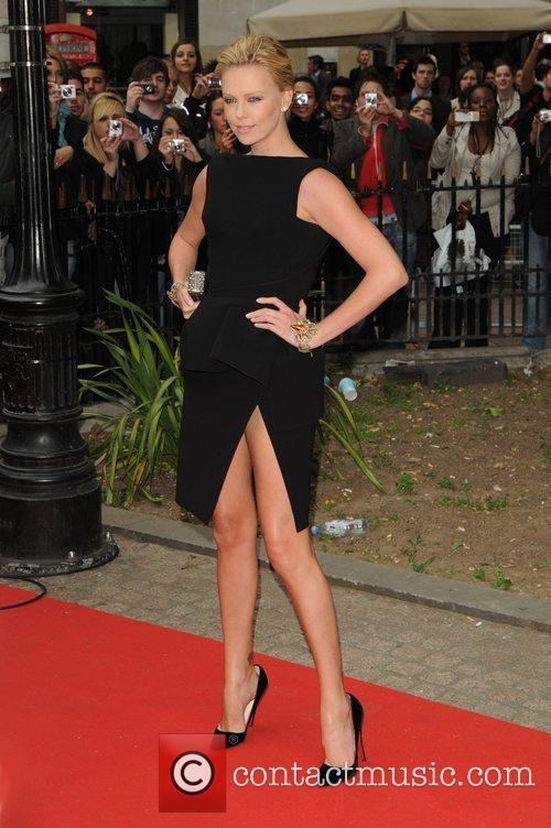 Charlize Theron 'Hancock' the UK premiere - arrivals...