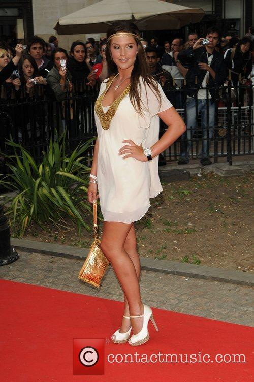 Danielle Lloyd 'Hancock' the UK premiere - arrivals...
