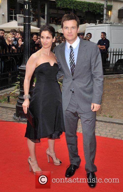 Amanda Anka and Jason Bateman 'Hancock' the UK...