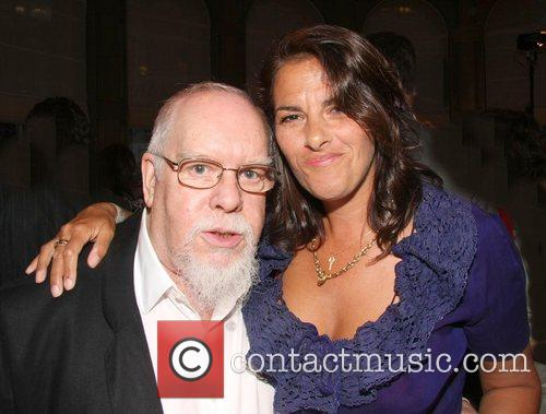 Sir Peter Blake and Tracy Emin The Harper's...