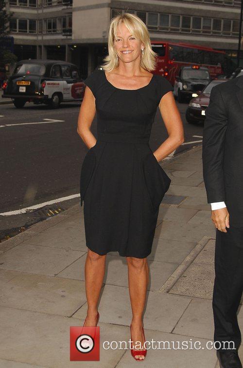 Elizabeth Murdoch  arrives at Harper's Bazaar 'Women...