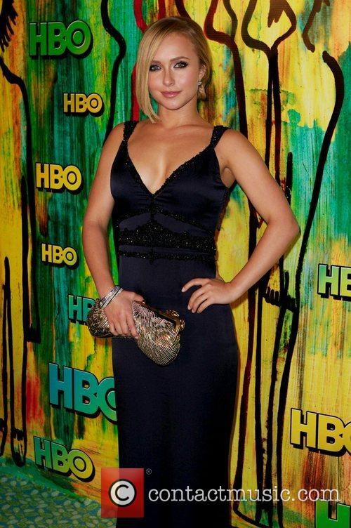 HBO Emmy afterparty at the Pacific Design Centre
