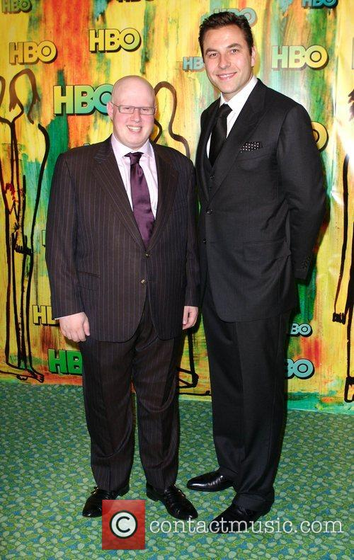 Matt Lucas and David Walliams 6
