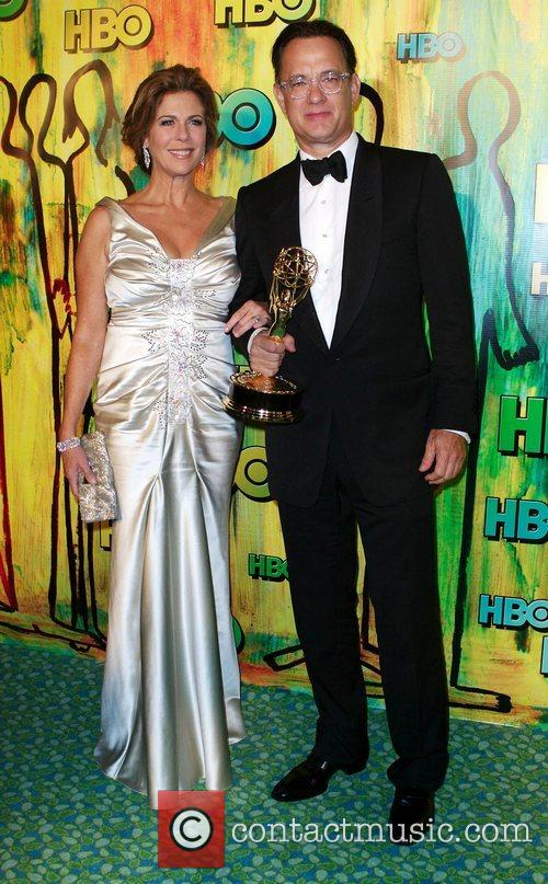 Rita Wilson and Tom Hanks 9