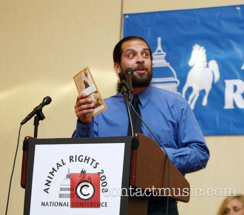 The Animal Rights 2008 National Conference held at...