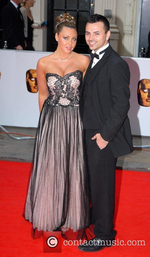 Andy Scott-lee, Liberty X, Michelle Heaton, British Academy Television Awards, London Palladium and The Pioneer British Academy Television Awards