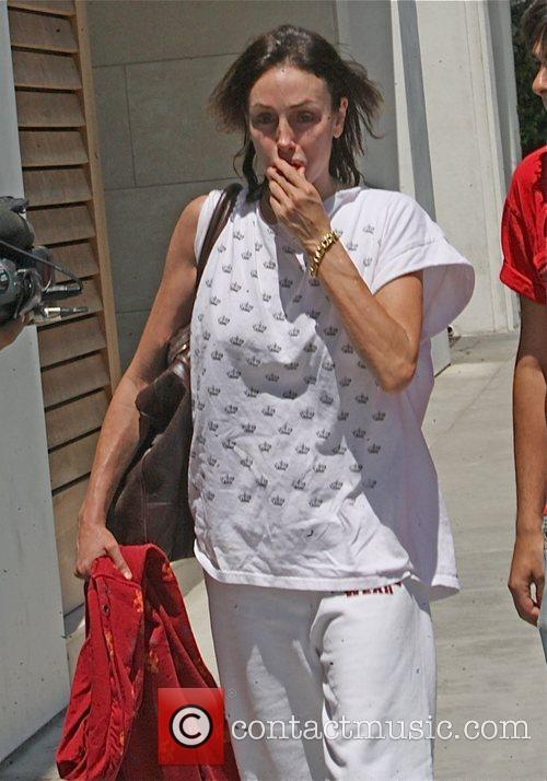 Heidi Fleiss heads to Phiten to try the...