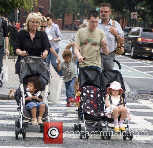 Heidi Klum and Her Family 11