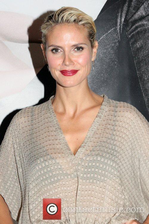 Heidi Klum launches 'Heidi Klum by Jordache' at...