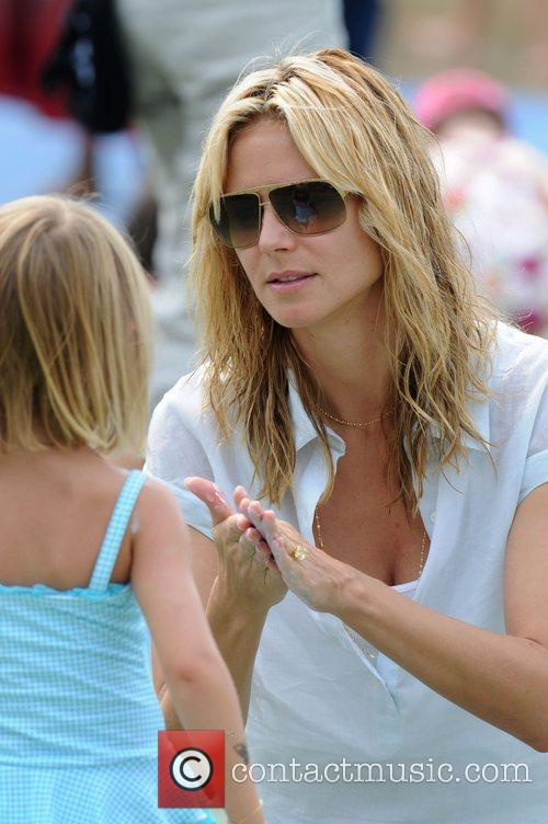 Heidi Klum and Daughter Leni Klum 10