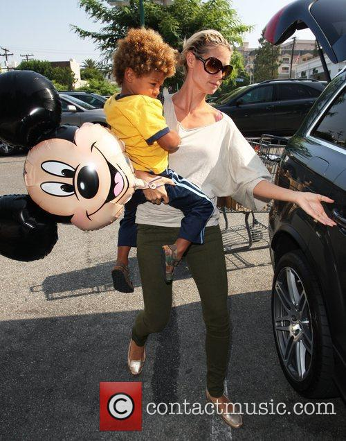 Heidi Klum and Mickey Mouse 26