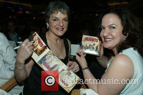 Priscilla Lopez and Olga Merediz CD signing for...