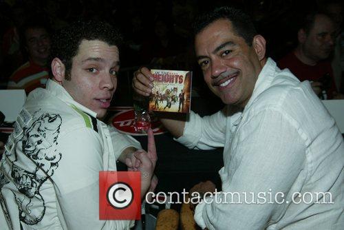 Robin De Jesus and Carlos Gomez