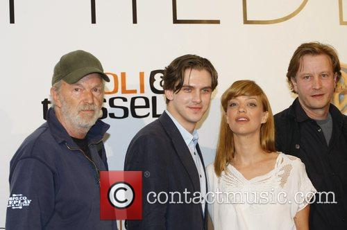 Photocall for the upcoming Hildegard Knef biopic Hilde...
