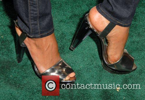 Claudia Jordan Ashanti and Goapele Kick-Off Heineken Red...