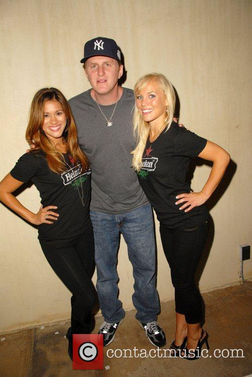 Michael Rapaport and Guests Ashanti and Goapele Kick-Off...