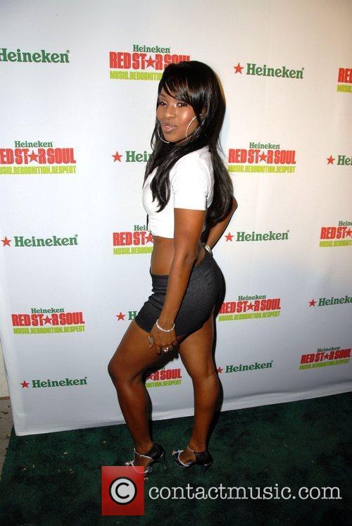 Ashanti and Goapele Kick-Off Heineken Red Star Soul...