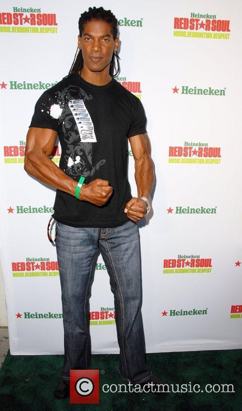 William Romeo Ashanti and Goapele Kick-Off Heineken Red...