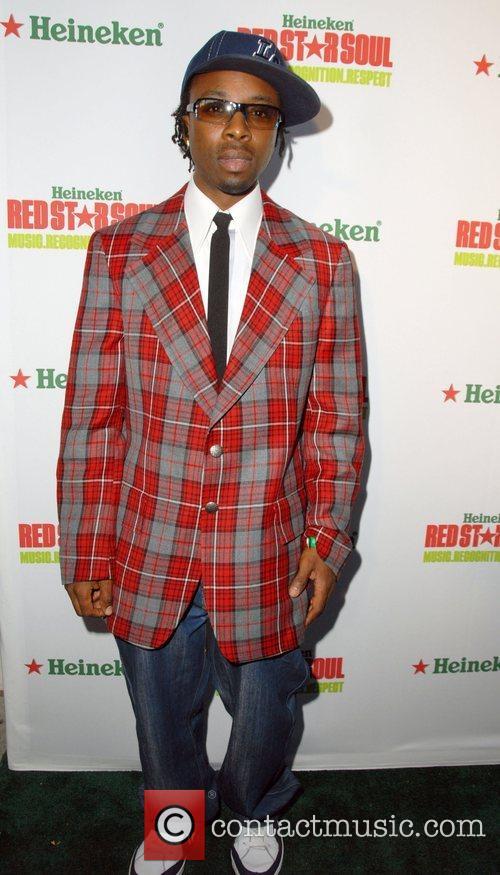 Baby James Ashanti and Goapele Kick-Off Heineken Red...