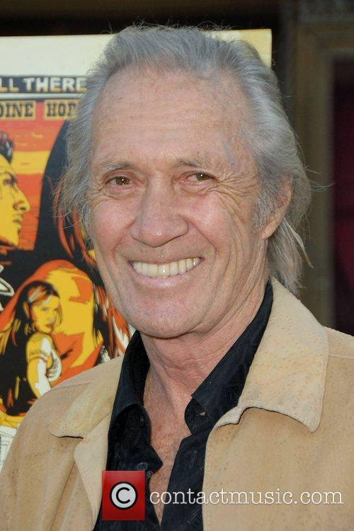 David Carradine and Egyptian Theater 1
