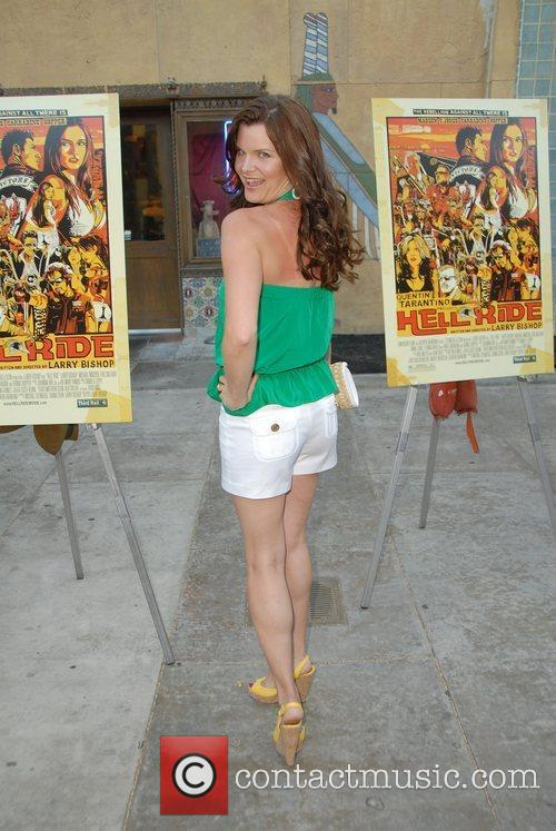 Heather Tom and Egyptian Theater 3