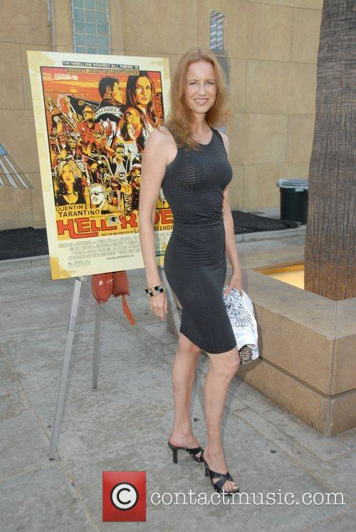 Laura Cayouette and Egyptian Theater