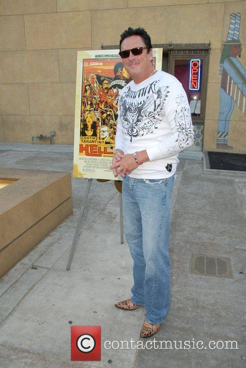 Michael Madsen and Egyptian Theater 2