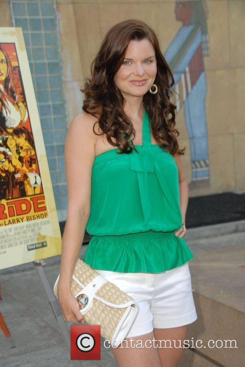 Heather Tom and Egyptian Theater 6