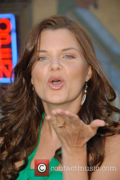 Heather Tom and Egyptian Theater 5