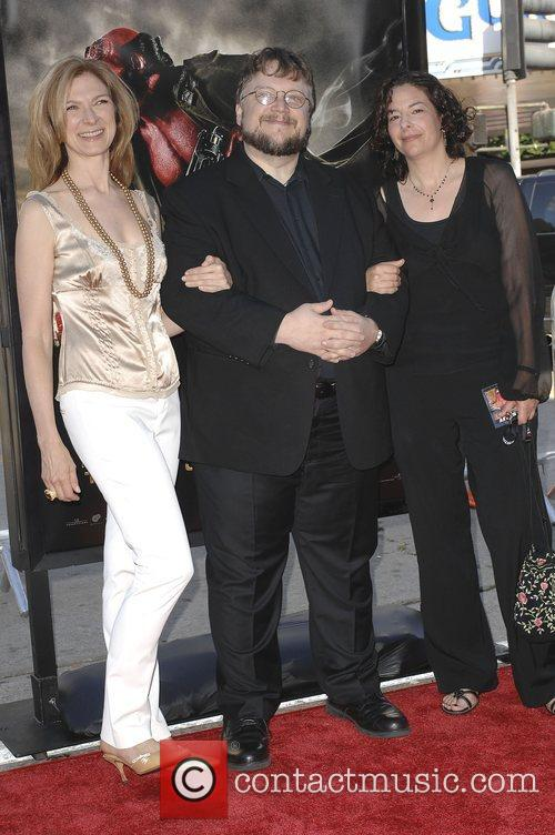 Dawn Hudson and Guillermo Del Toro 2