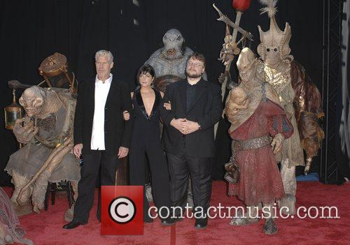 Guillermo Del Toro and Ron Perlman 8