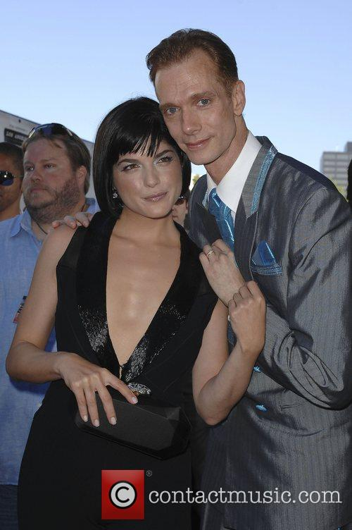 Selma Blair, Doug Jones, Mann Village Theater