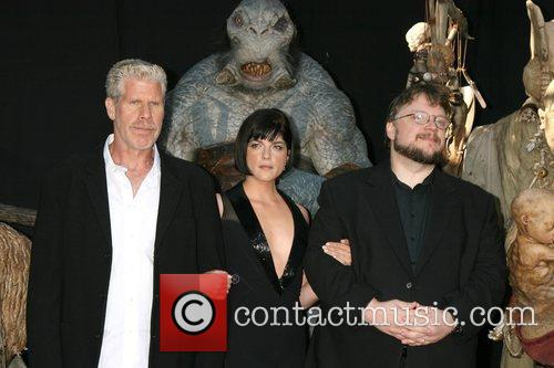 Ron Perlman, Selma Blair, Mann Village Theater