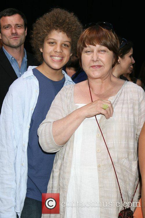 Susan Ruttan With Her Son 8