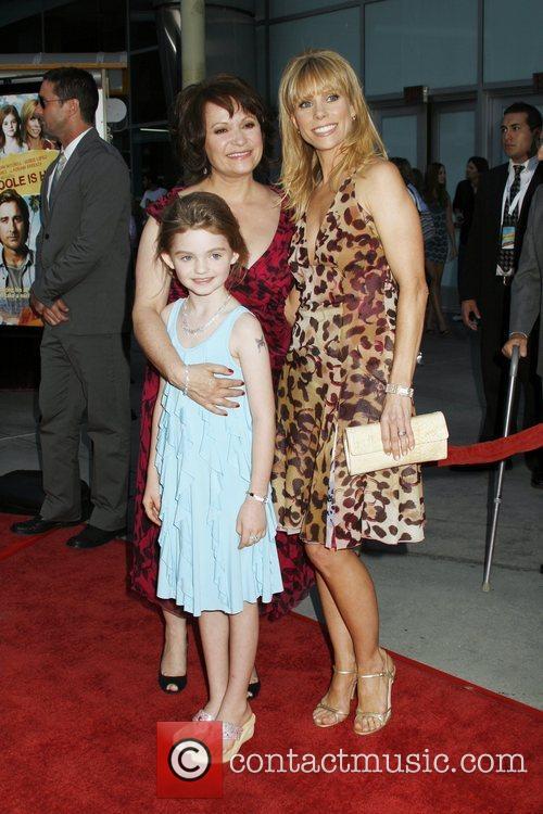 Adriana Barraza, Cheryl Hines and Morgan Lily 5