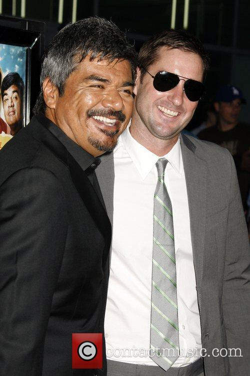 George Lopez and Luke Wilson 3