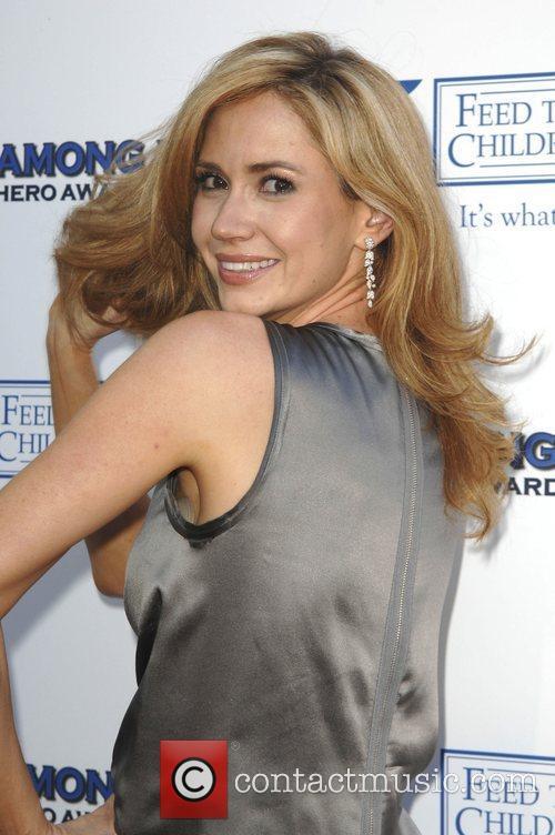 Ashley Jones The 2008 HERO Awards held at...