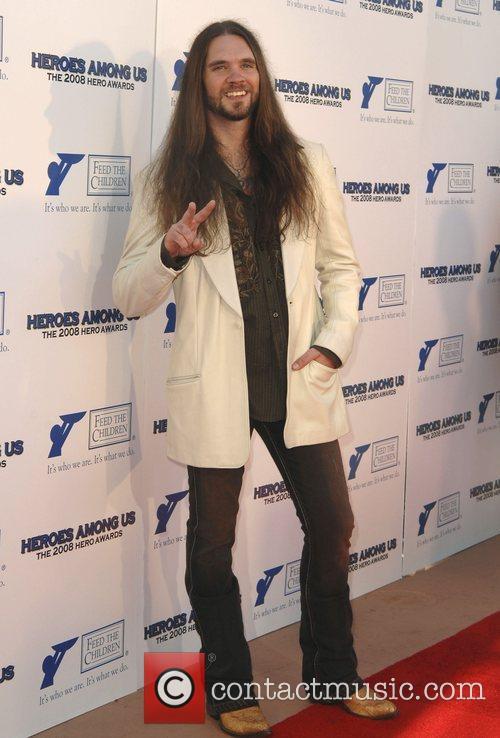 Bo Bice The 2008 HERO Awards held at...