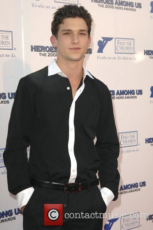 Daren Kagasoff The 2008 HERO Awards held at...