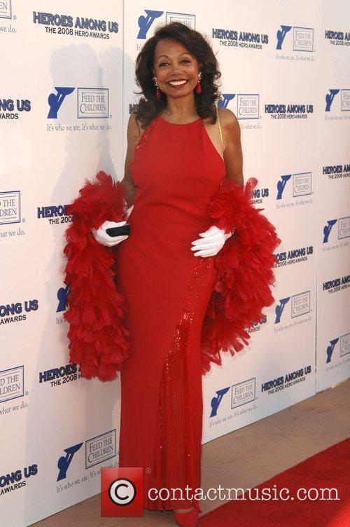 Florence La Rue The 2008 HERO Awards held...