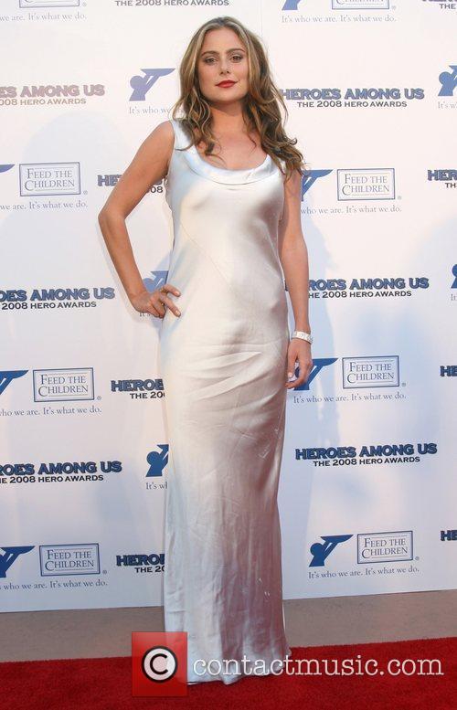 Amanda Brooks 2008 Hero Awards at the Universal...