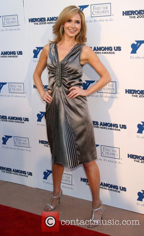 Ashley Jones 2008 Hero Awards at the Universal...