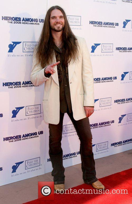 Bo Bice 2008 Hero Awards at the Universal...