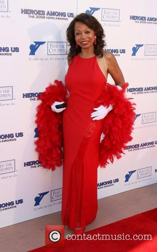 Florence LaRue 2008 Hero Awards at the Universal...