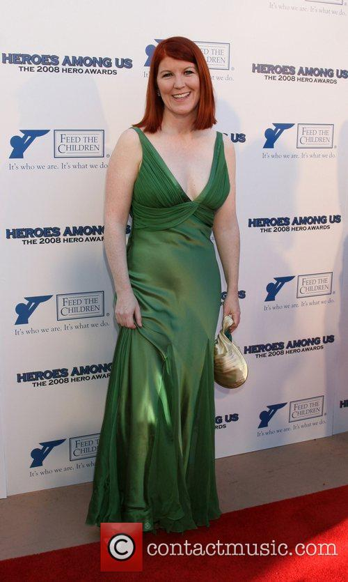Kate Flannery 2008 Hero Awards at the Universal...