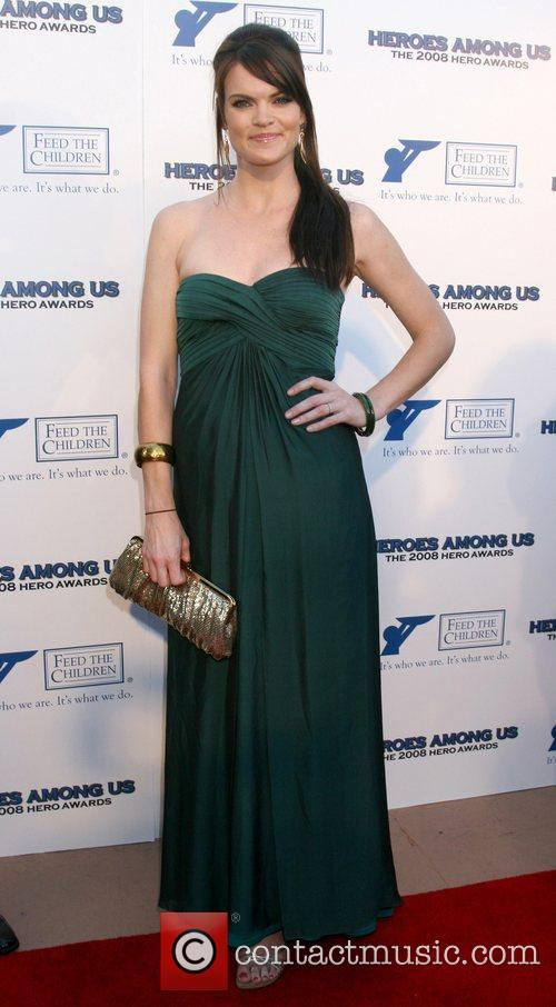 Missi Pyle 2008 Hero Awards at the Universal...