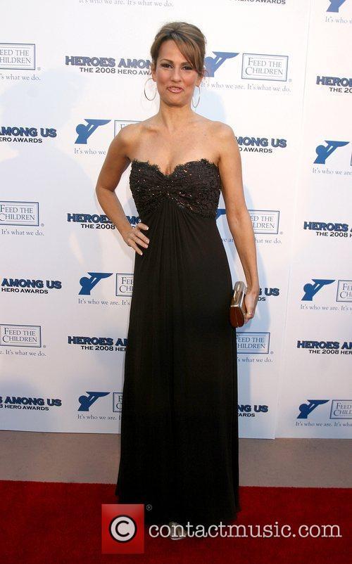 Patricia Kara  2008 Hero Awards at the...