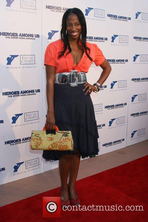 Shondrella Avery  2008 Hero Awards at the...