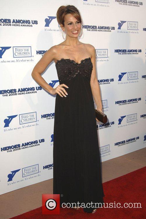 Patricia Kara The 2008 HERO Awards held at...