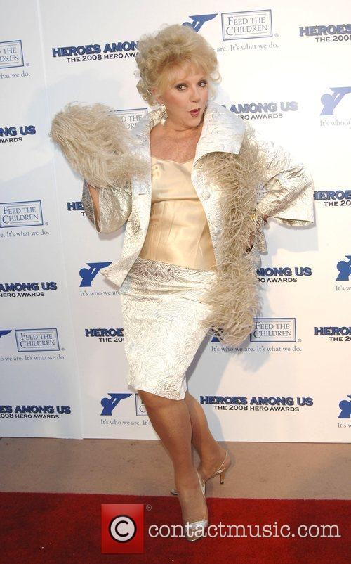 Ruta Lee The 2008 HERO Awards held at...